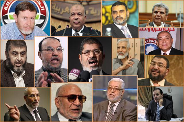 ראש ממשלת השורא-הסכנה של האחים המוסלמים לישראל ולעולם EgyptMuslimBrotherhoodMontage