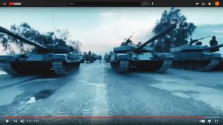 Possible survivability upgrades to T-72 tanks, Camp Ashraf, June 26, 2021