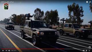 Sadad electro-optical surveillance system at Camp Ashraf, June 26, 2021