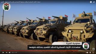 Toofan MRAPs at Camp Ashraf, June 26, 2021