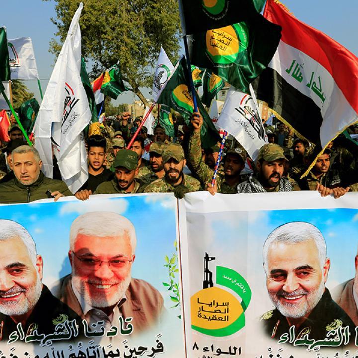 """ماذا قد تكون ضربة إيرانية أزمة """"الساعة الأولى"""" خلال فترة رئاسة بايدن"""